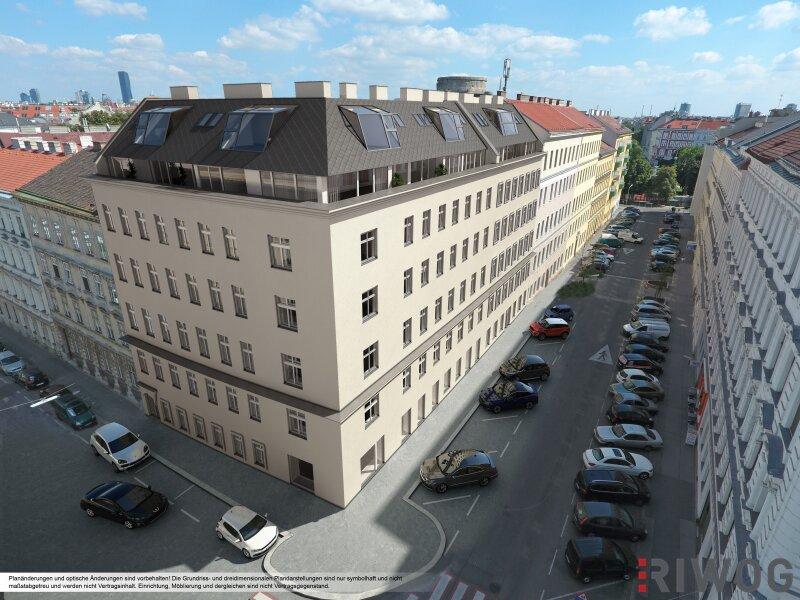 Traumhafte DG-Maisonette *Projekt SOHO-Augarten* Ruhelage Nähe Friedensbrücke! /  / 1200Wien / Bild 4