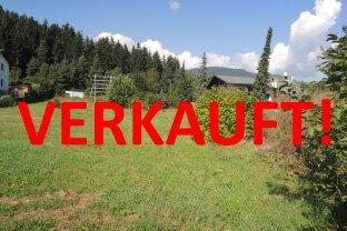Baugrundstück in familienfreundlicher Siedlung in Villach/Obere Fellach