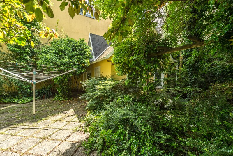 ++Rarität++ ERSTBEZUG Hofhaus, voll möbliert, mit Garten und Lager! /  / 1020Wien / Bild 9