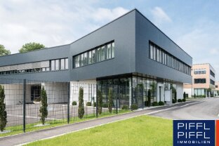 Neuwertiges Hallen- und Büroobjekt im Gewerbegebiet