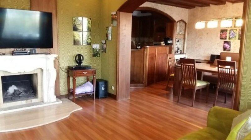 Schöne, möblierte 4,5 Zimmer Wohnung im Sievering mit Balkon und Garage