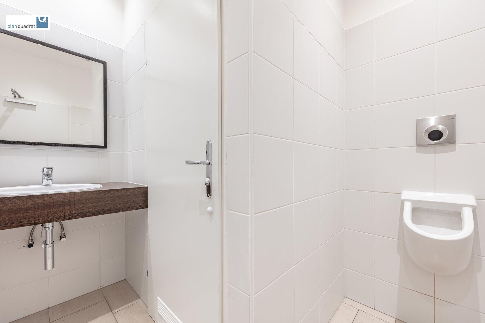 Waschraum / Herrentoilette (ca. 5,00 m²)
