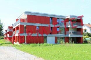 Zur Miete: 2-Zimmerwohnung - Neubau - Erstbezug - riesige Terrasse
