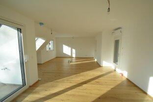 3 Zimmer Dachgeschoßwohnung + Süd Terrasse Toplage Strebersdorf 0% Provision