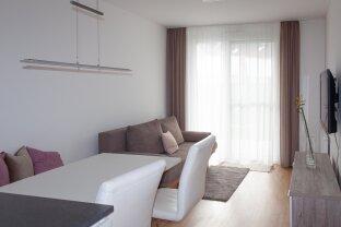Zentrale 3-Zimmer Wohnung mit Garten, ruhige Innenhoflage