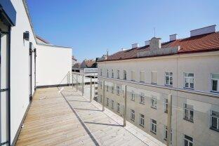 Verliebt in Ottakring ! Erstbezug Dachtraum im Neubauprojekt GSG67 !!!