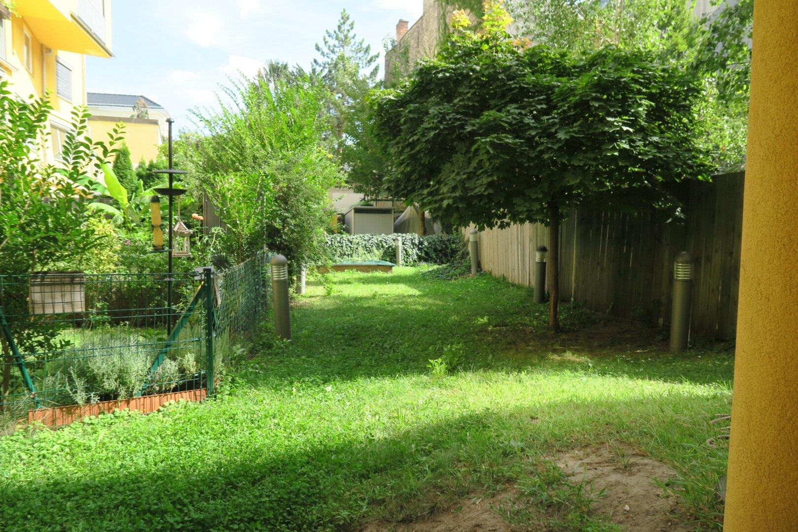 Allgemeiner Gartenbereich