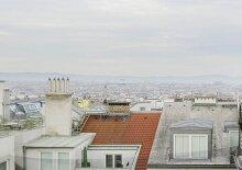 Appartement mit Ausblick