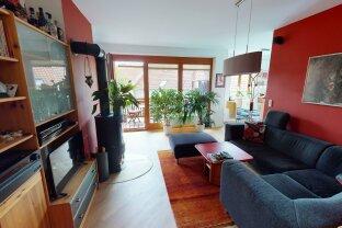 4-Zimmer-Wohnung mit Balkon in ruhiger Lage