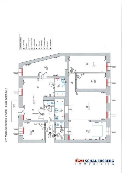 Schöne 3-Zimmerwohnung in zentraler Lage