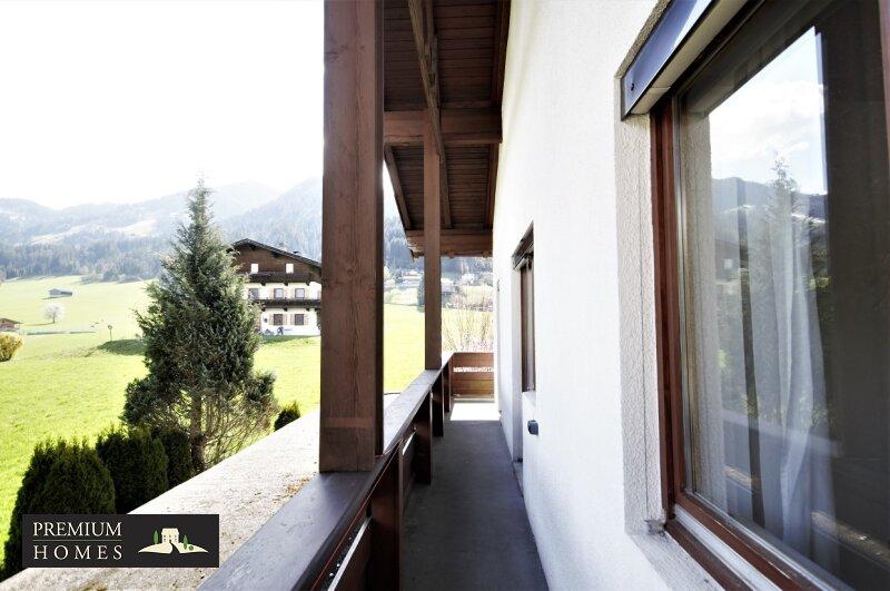 Itter - Eigentumswohnung - Zugang zum Balkon aus beiden Schlafzimmern und Küche