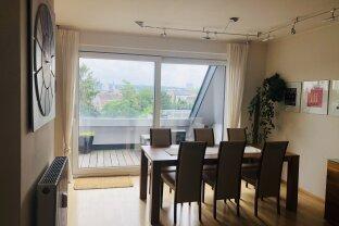 Dachgeschoss Wohnung in Wels Neustadt!