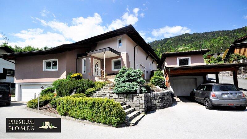 Kirchbichl Zweifamilienhaus_ hohe Qualität mit Modernen Design_Eingangsbereich
