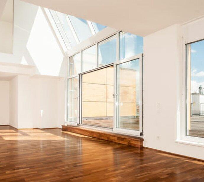 Traumhafte 117,02 m² Terrasse - 151,50 m² Wohnfläche