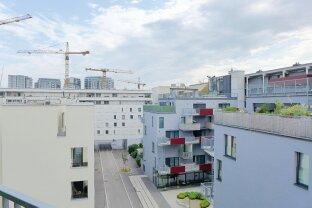 Helle 2-Zimmerwohnung mit Loggia nahe dem Hauptbahnhof - Sonnwendviertel