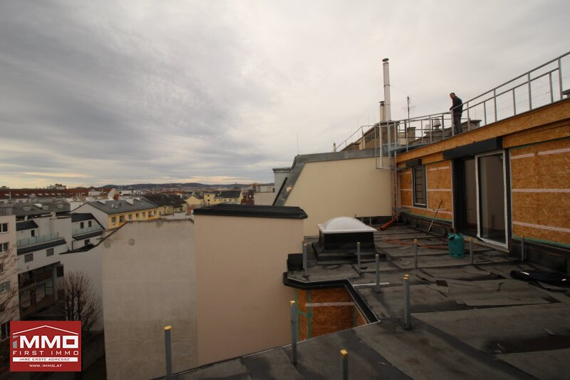 Luxuriöse Dachgeschoß-Maisonette mit Terrasse und Balkon! /  / 1050Wien / Bild 1
