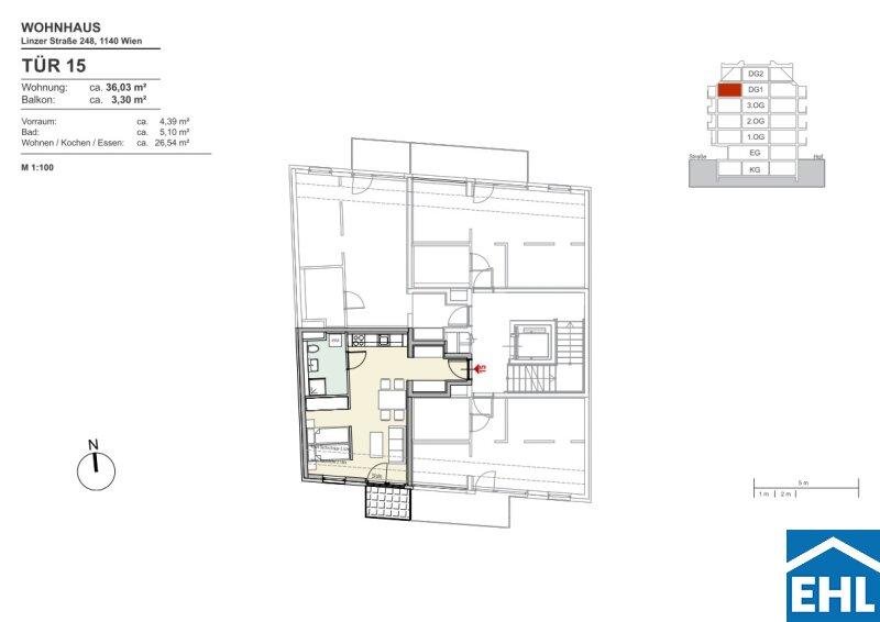 Provisionsfreie Eigentumswohnungen in perfekter Lage! /  / 1140Wien / Bild 3