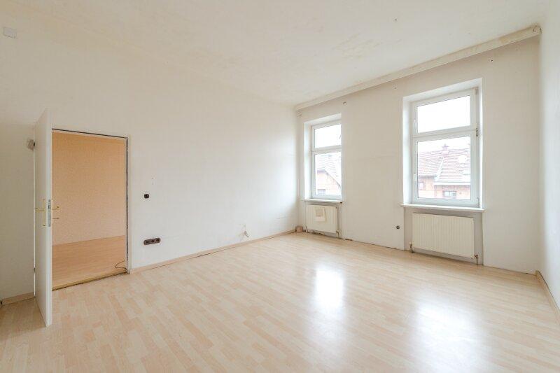 ++NEU** Sanierungsbedürftige 2-Zimmerwohnung (getrennte Küche und Bad) in aufstrebender Lage! Sehr gutes Preis-Leistungsverhältnis!