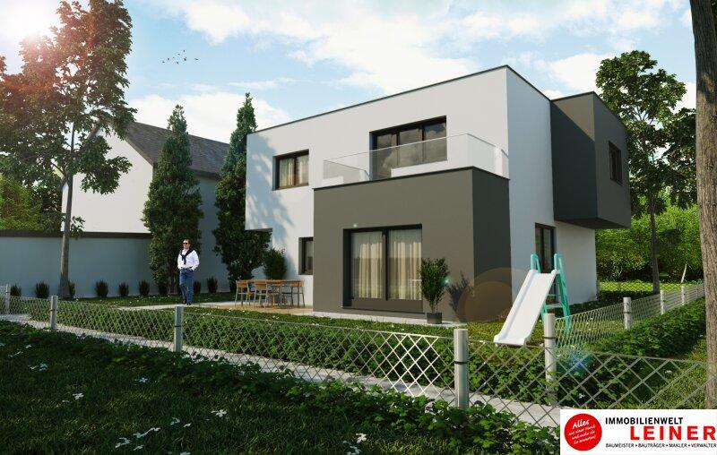 Achtung! Kaufanbot liegt vor! Exklusives Einfamilienhaus (Haus 3) mit traumhafter Dachterrasse sowie Gründach am Laaer Berg! /  / 1100Wien / Bild 0
