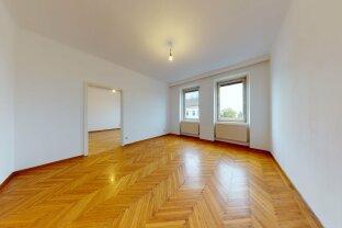 Großzügige Zwei-Zimmer-Altbauwohnung in Mödling
