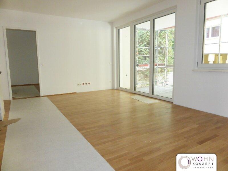 Neuwertig: Gartenseitiger 64m² Neubau + 16m² Balkon u. Topeinbauküche - 1030 Wien /  / 1030Wien / Bild 3