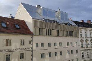 Exklusive Architekten Dachgeschoß-Maisonette-Wohnung über den Dächern von Linz