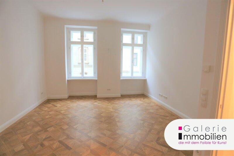 Nähe U4 - Hochwertige sonnige Altbauwohnung in revitalisiertem Biedermeierhaus Objekt_33897