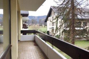 Achtung: Salzburg Nonntal - 4 Zimmerwohnung mit Balkon in begrünter Parkanlage