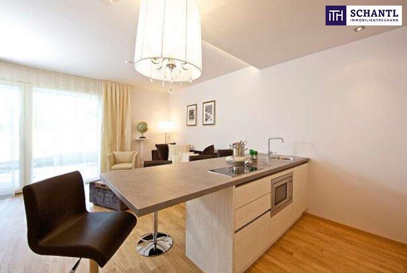 Penthouse mit WOW Effekt - mit Sonnenterrasse + 3 Zimmern + Erstbezug + Ruhelage! Jetzt zuschlagen !
