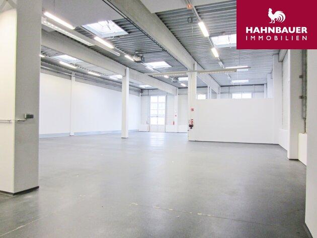 Lagerhalle 573 m2 mit integriertem Büro, südlich von Wien, in Wr. Neudorf zu mieten