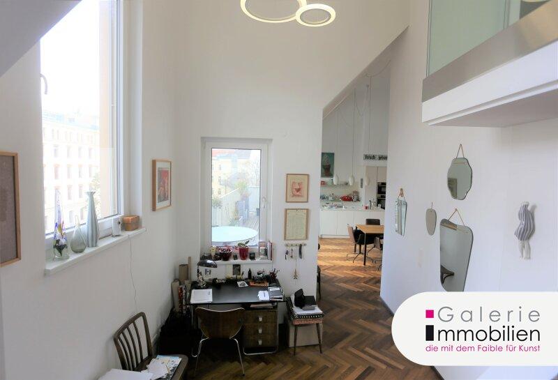 Außergewöhnliche DG-Wohnung mit Terrasse auf Wohnebene - Garagenplatz Objekt_34973 Bild_63