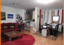 Terrassenwohnung - 2 Garagenplätze