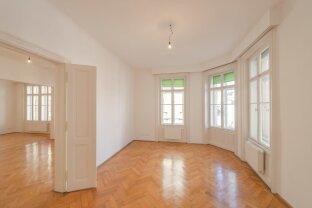 wunderschöne Altbauwohnung  (4,5 Zimmer - zentral begehbar) in der Barnabitengasse // Nähe Mariahilfer Straße