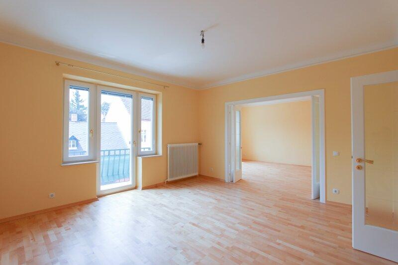 Erstbezug nach Renovierung. Sonnige Wohnung in Ober St. Veit!