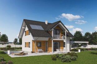 """Haas Haus Grande 138 """"schlüsselfertig"""" und Grundstück 751m²"""