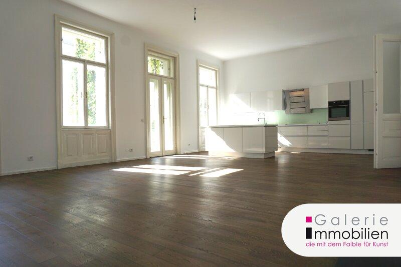 Wunderschöne Mietwohnung - hofseitig mit Balkon - Garagenplatz Objekt_34598