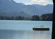 Luxuriöses Penthouse am Faaker See mit Badehaus zur Miete