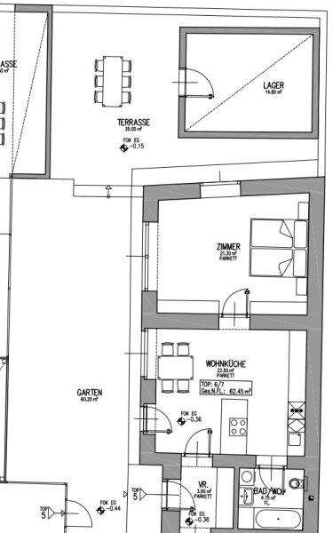 ++Rarität++ ERSTBEZUG Hofhaus, voll möbliert, mit Garten und Lager! /  / 1020Wien / Bild 16
