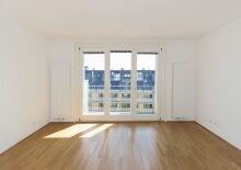 Modernes Appartement mit kleinem Balkon direkt am Modenapark, U4