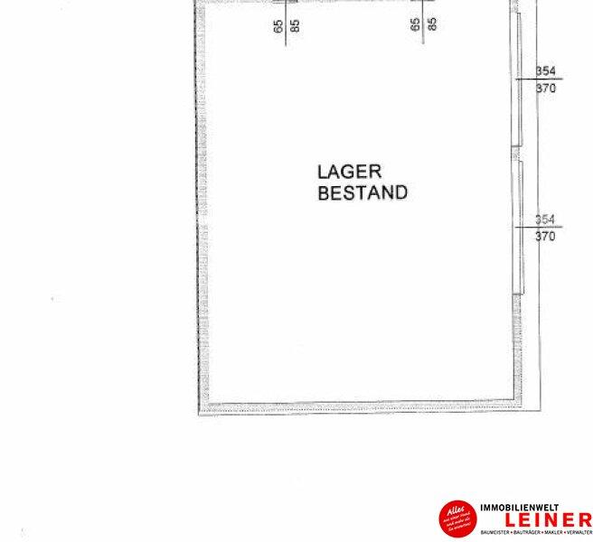 MIETANBOT LIEGT VOR! Betriebsgrundstück mit Lagerhalle in Rauchenwarth - Nähe Wien und Flughafen Objekt_9342 Bild_137