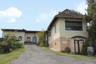 Heurigen-Lokal in der Weinidylle südliches Burgenland