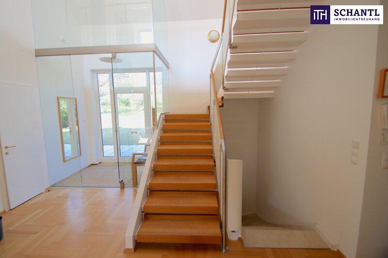 BENEIDENSWERT! Modernes Haus mit Sauna, Hallenbad und Bibliothek - hier wird Ihnen jeder Wunsch erfüllt! /  / 1160Wien / Bild 0