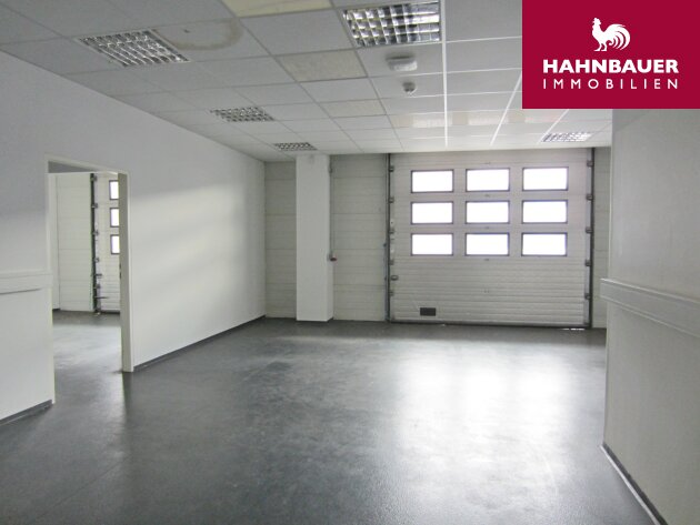 Warehouse 573 m2 in combination with Office space 147 m2 near Vienna Vösendorf