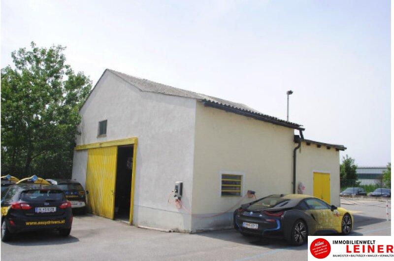Einzigartiges Betriebsgrundstück in Bruck/Leitha mit Büro, Lager & nahe gelegener Autobahnanschlussstelle Objekt_14337 Bild_8