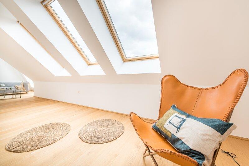 ++NEU++ TRAUM-DG-Maisonette, Dachterrasse: Kahlenberg/Cobenzl-BLICK, VIDEOBESICHTIGUNG! /  / 1190wien / Bild 7