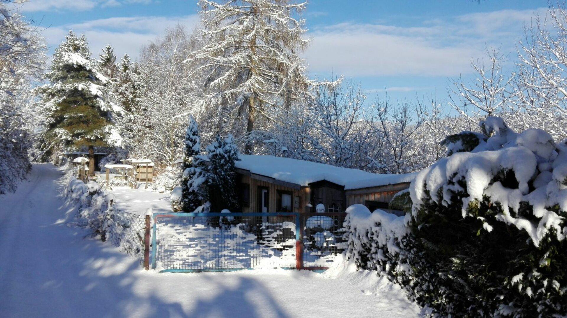Auch im Winter einzigartig idyllisch