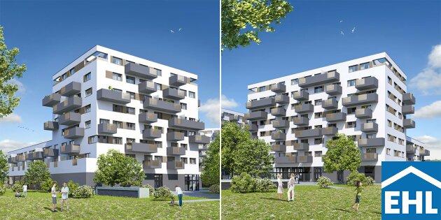 Provisionsfreie Eigentumswohnungen in Stadlau