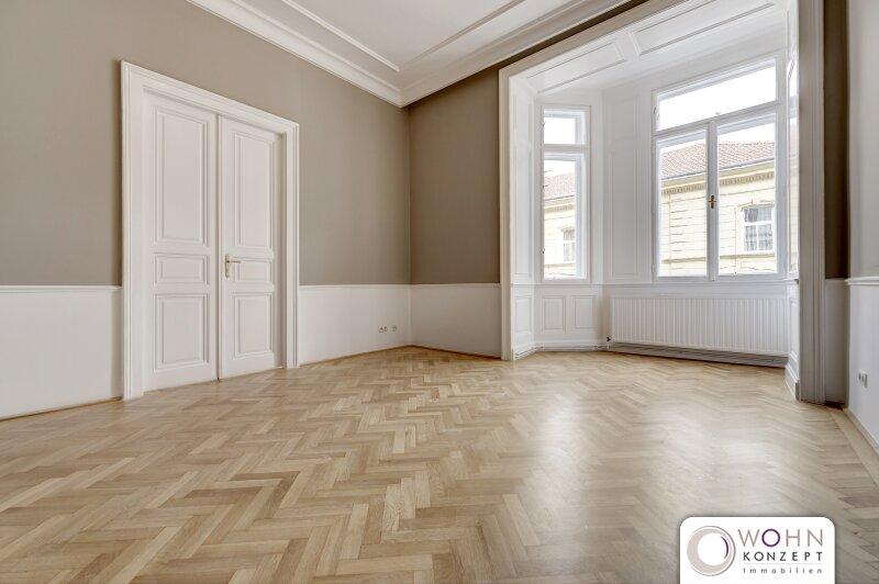 Altbau Erstbezug mit 3 Zimmer und schönem Erker 1180 Wien