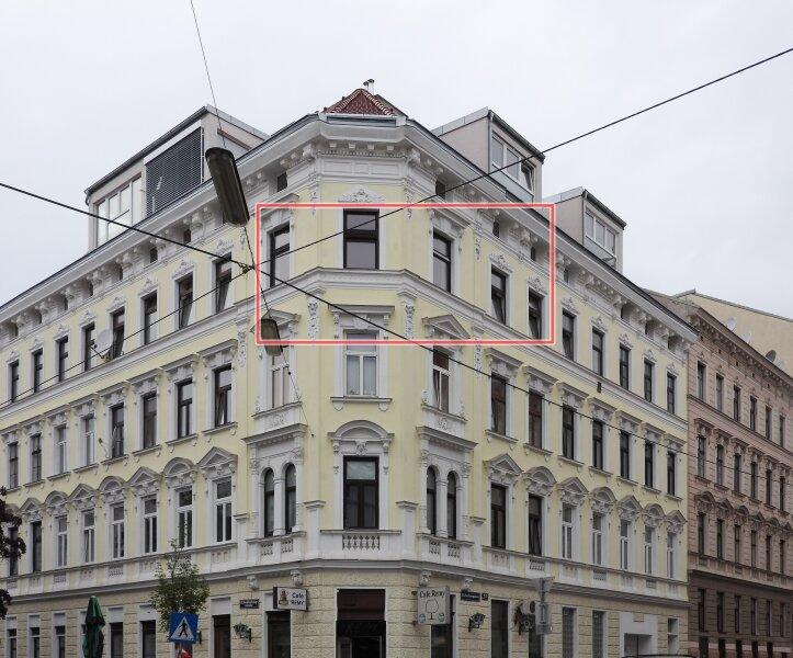 Altbau 2-Zimmerwohnung bei der Schmelz /  / 1150Wien / Bild 6