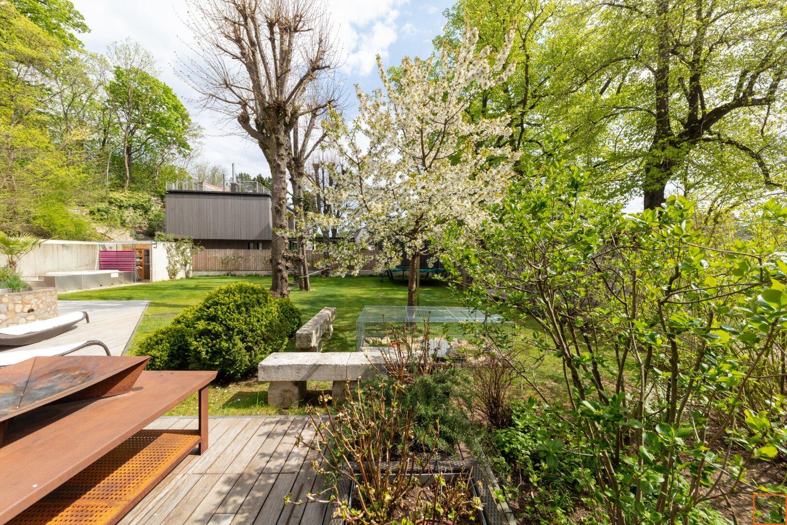 Terrasse / Garten